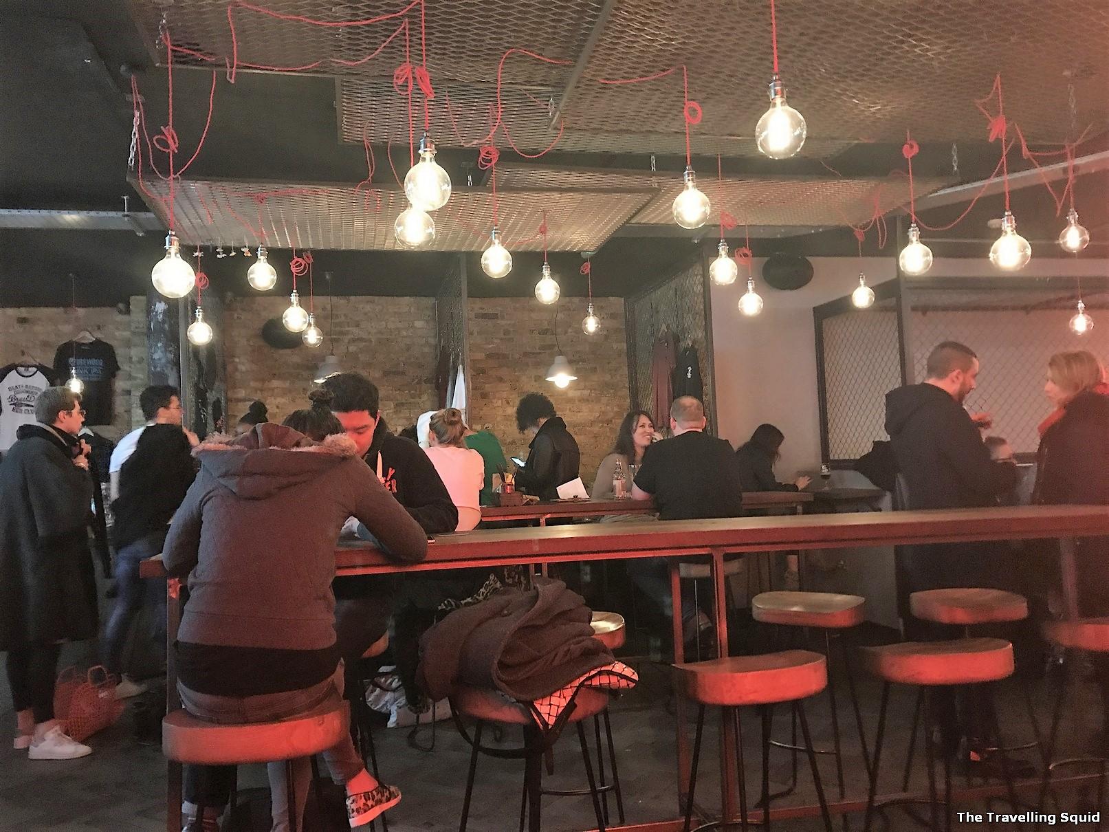 Brewdog bar in London