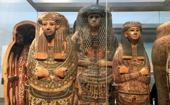 ancient egyptian collection british museum