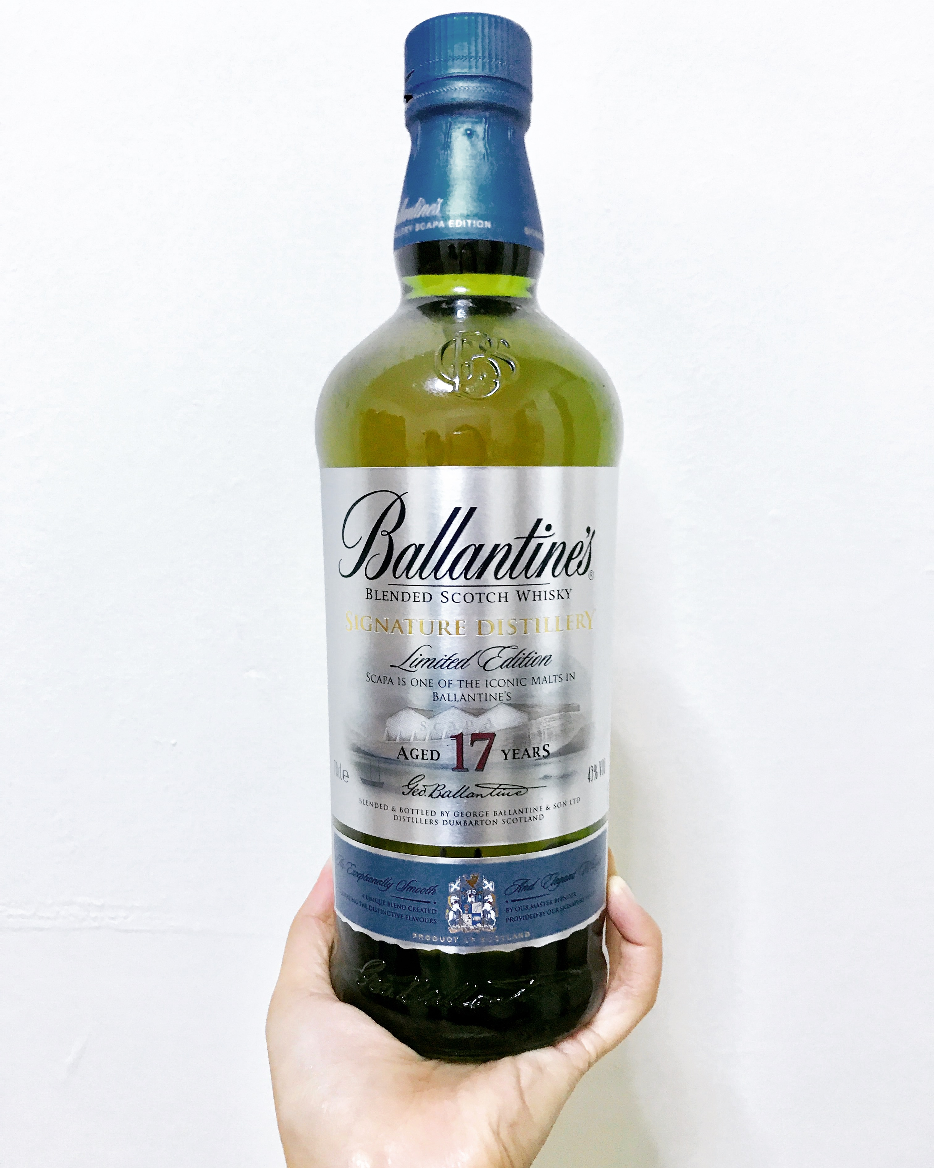 Scotch Ballantines