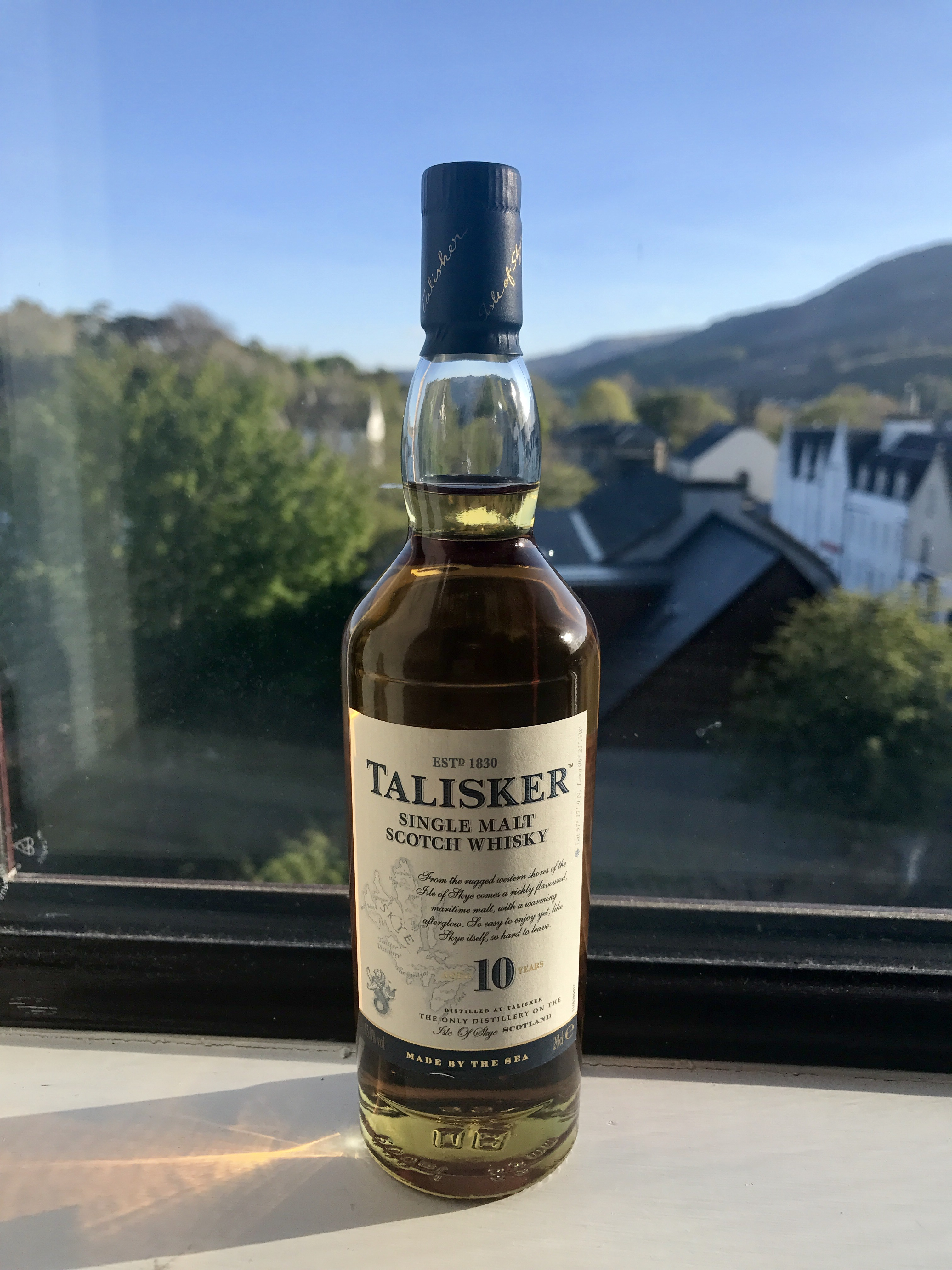 Scotch Talisker