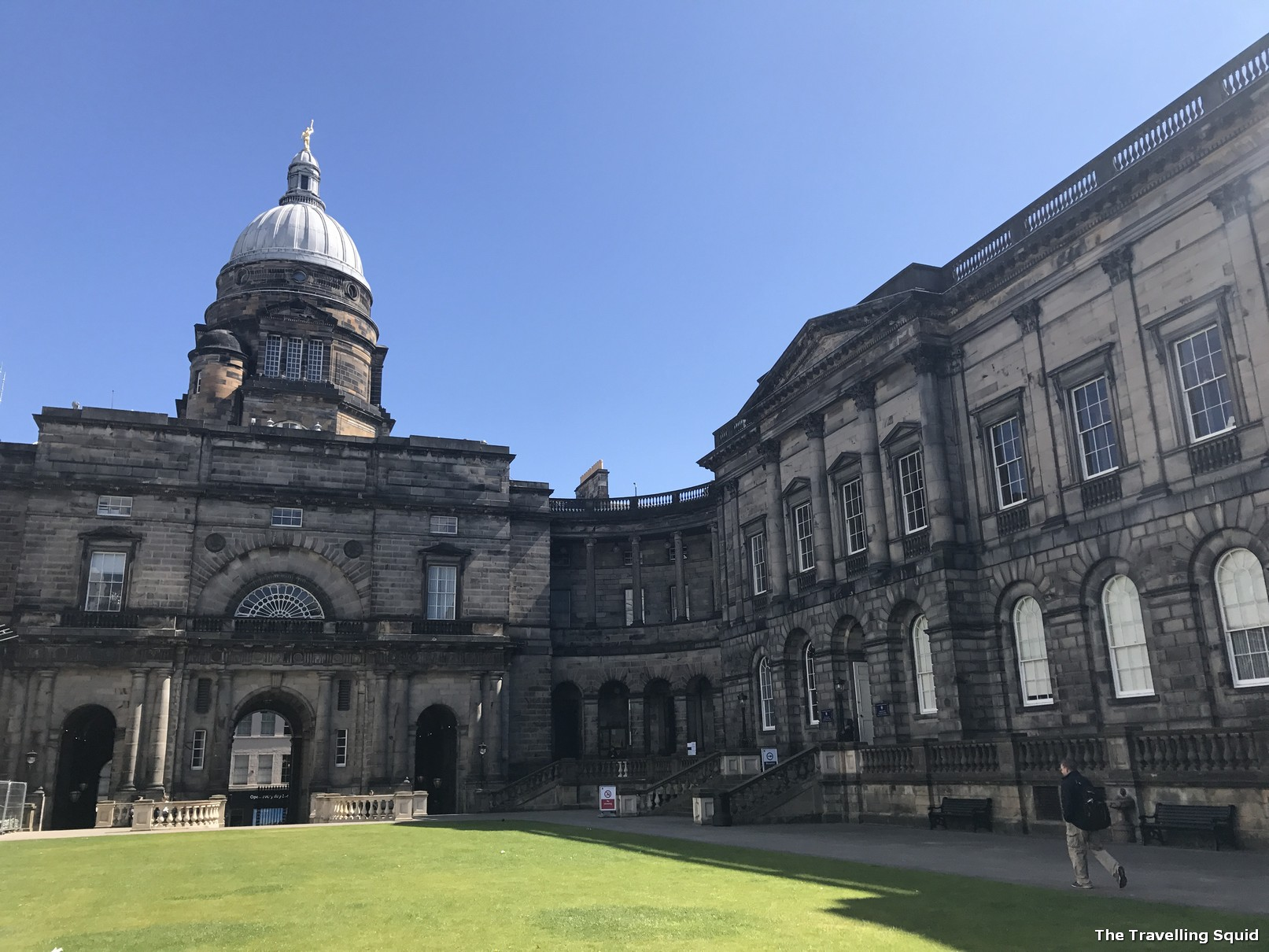 university of edinburgh scotland