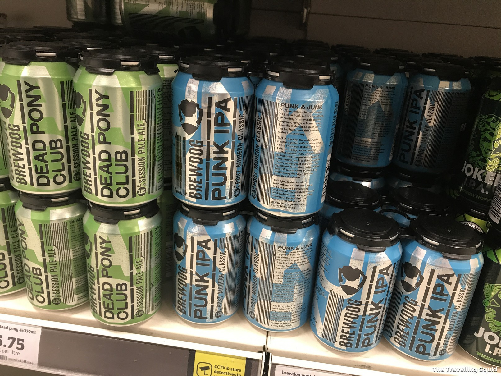 brewdog edinburgh cans