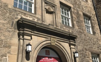 stay Aparthotel Adagio Edinburgh Royal Mile