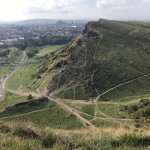 Review: The easy hiking route to Arthurs Seat