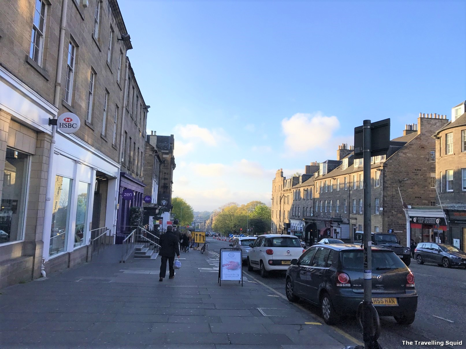 edinburgh new town cafe marlayne