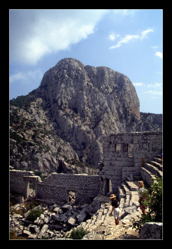 Termessos turkey