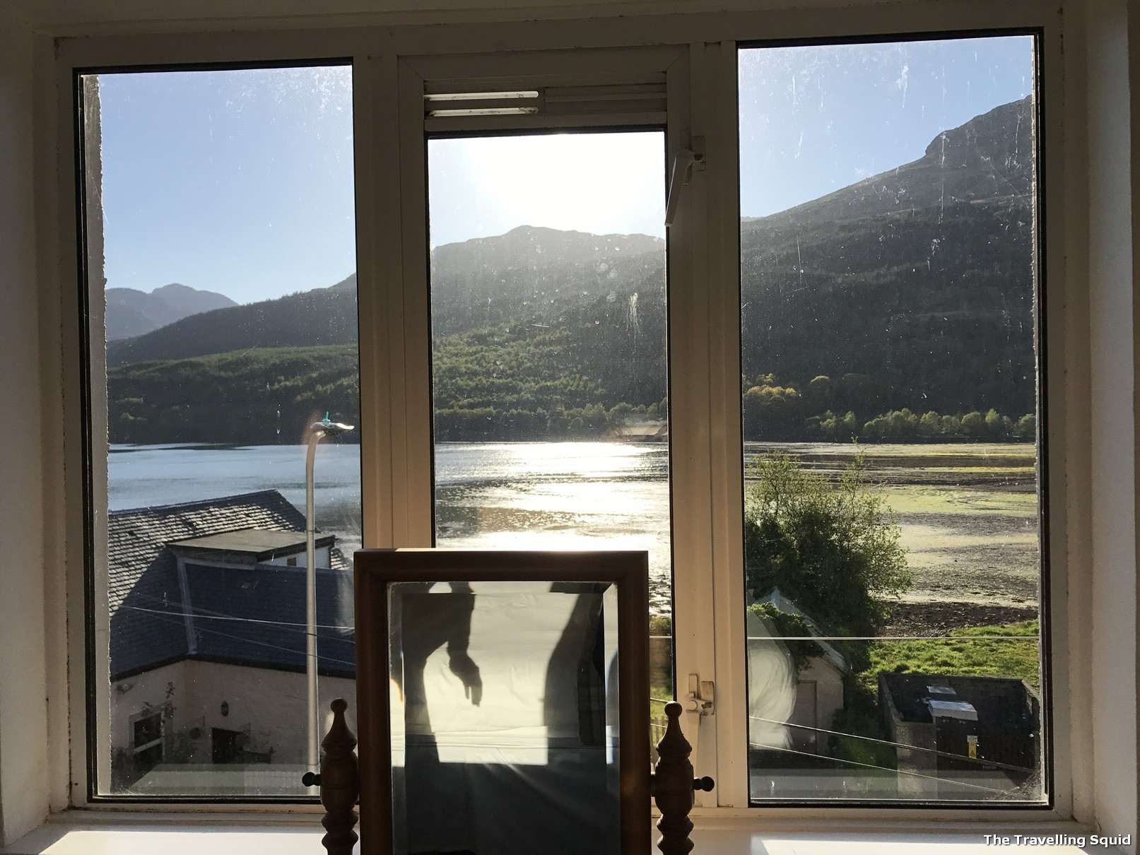 Loch Long Hotel in Arrochar Scotland