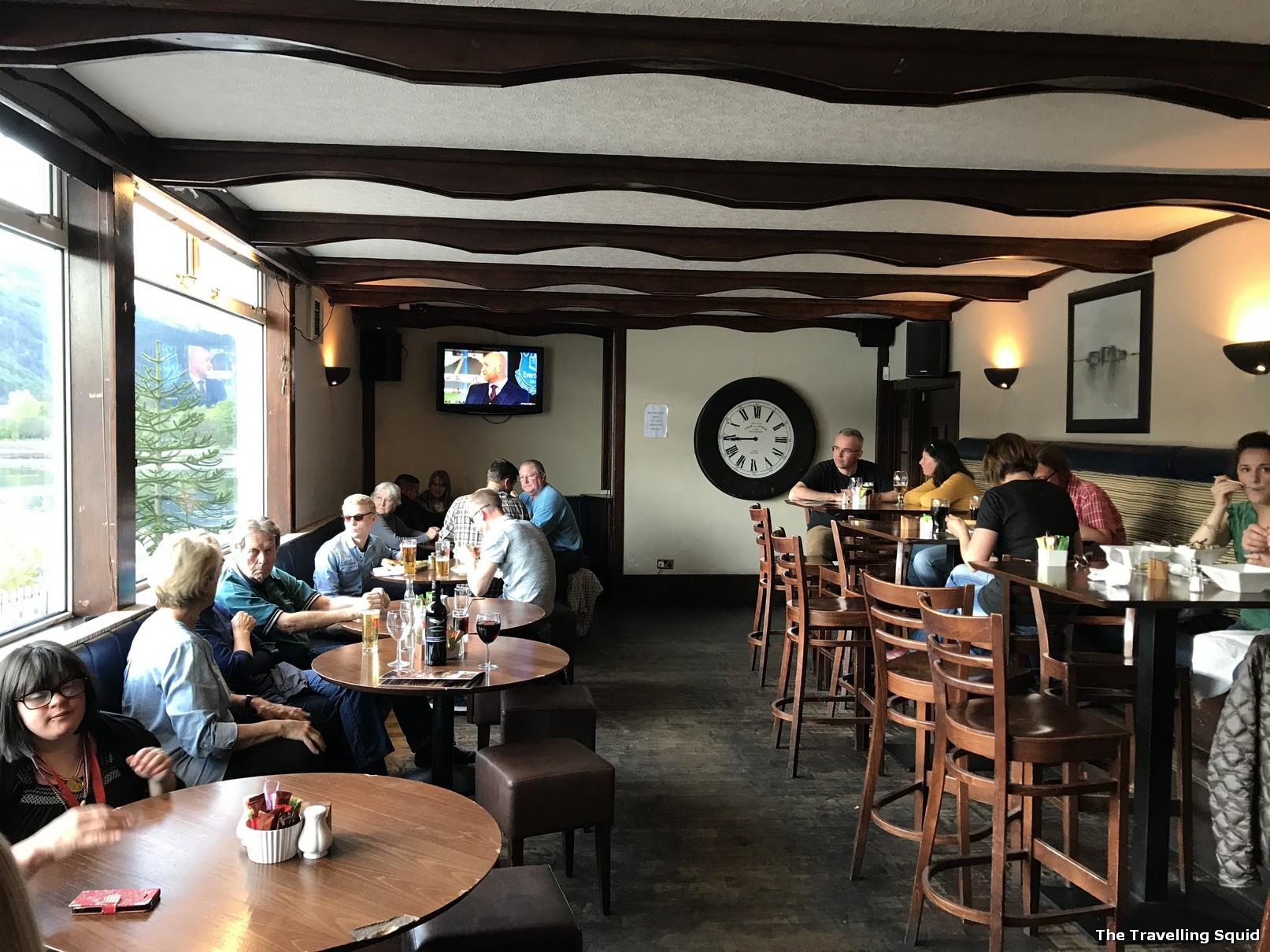 ben arthurs bothy pub restaurant arrochar