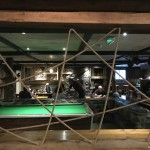 Review:Visiting the Clachaig bar for dinner in Glencoe