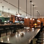 A Visit to the new Cathay Pacific Lounge at Changi Terminal 4