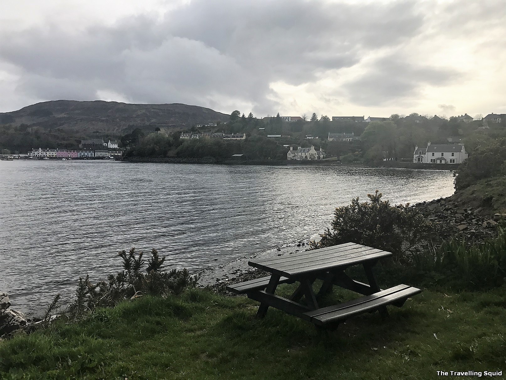 easy hiking trail around Portree