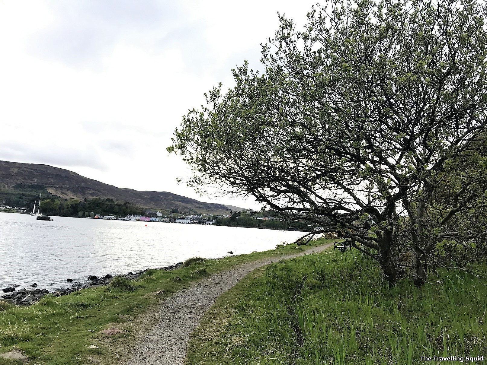 Scorrybreac Walk in Portree