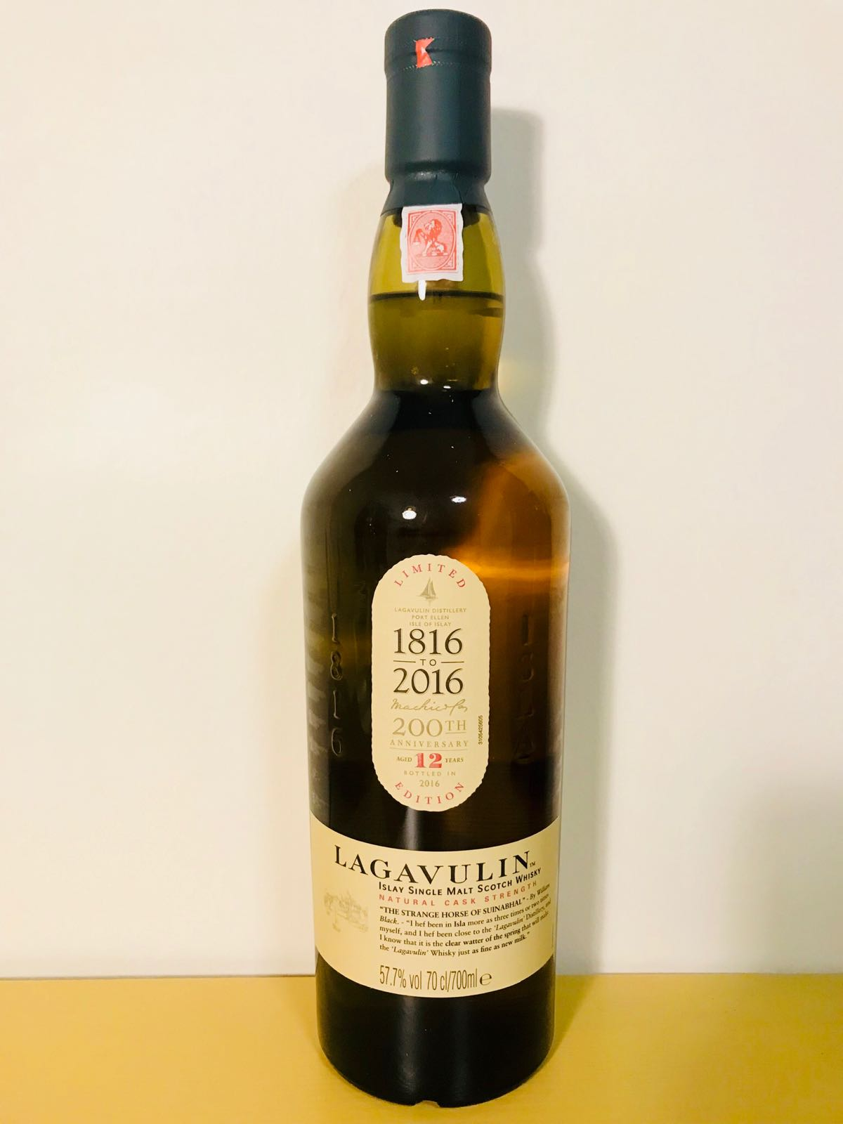 Lagavulin 12 2016 special release