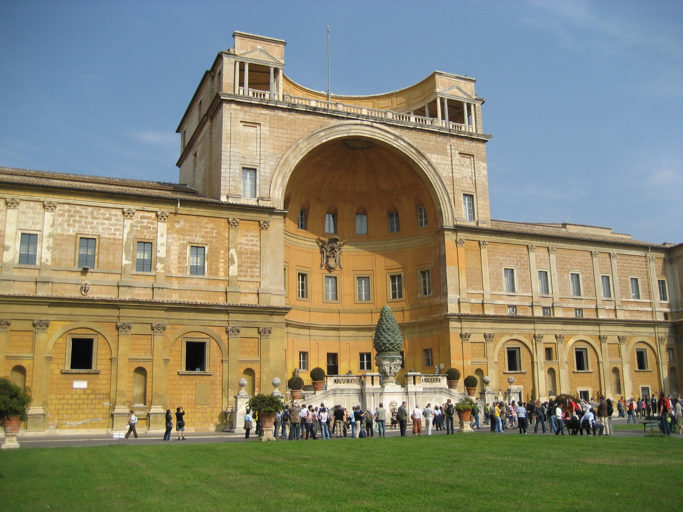 vatican museums italy