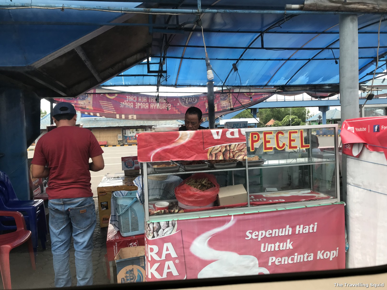 bali ferry terminal java north west food