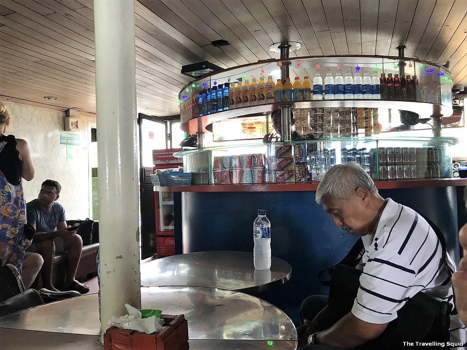 bali ferry terminal java shop