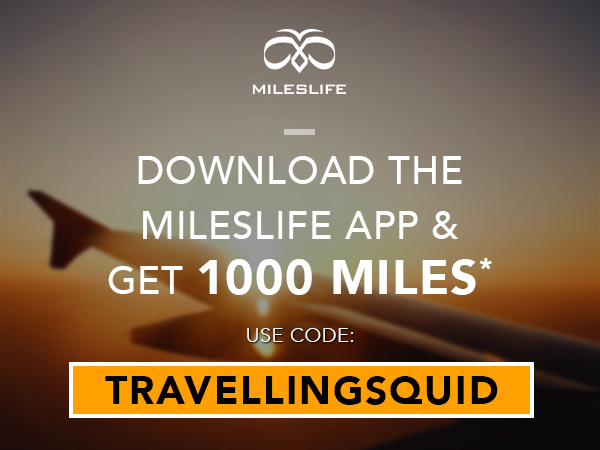 mileslife review 1000 miles frequent flyer referral