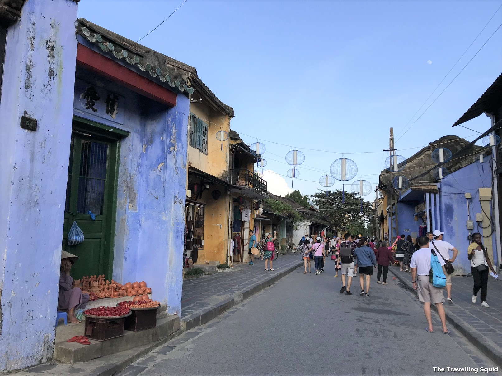 old town of Hoi An designated as a World Heritage Site