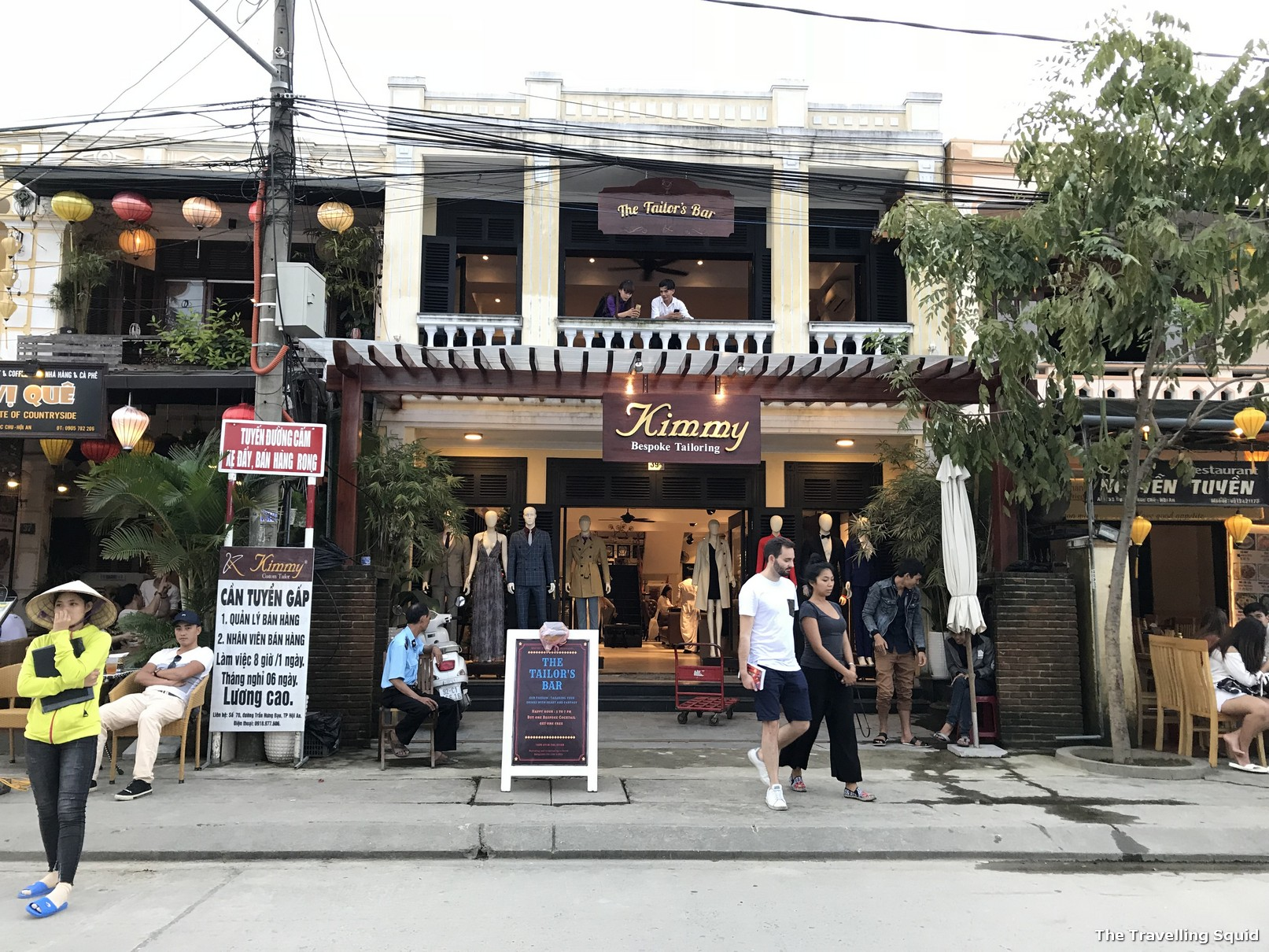 kimmy custom tailor hoi an