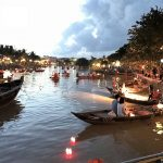 Photo story: Sunset at the Thu Bon River in Hoi An