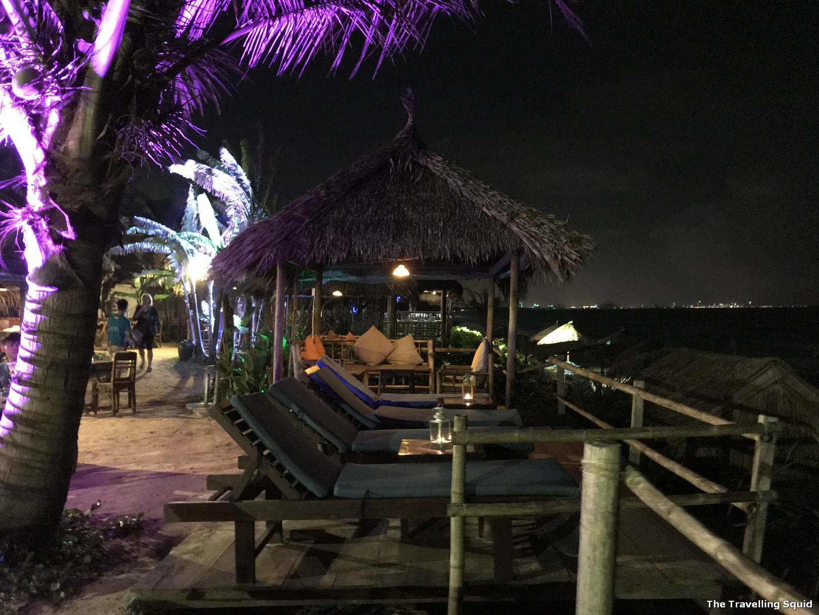 Soul Kitchen Beach Bar and Restaurant in Hoi An
