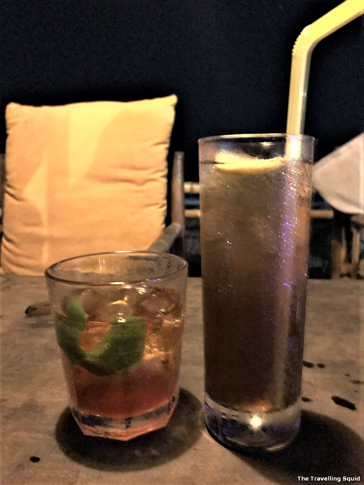 Soul Kitchen Beach Bar hoi an cocktails