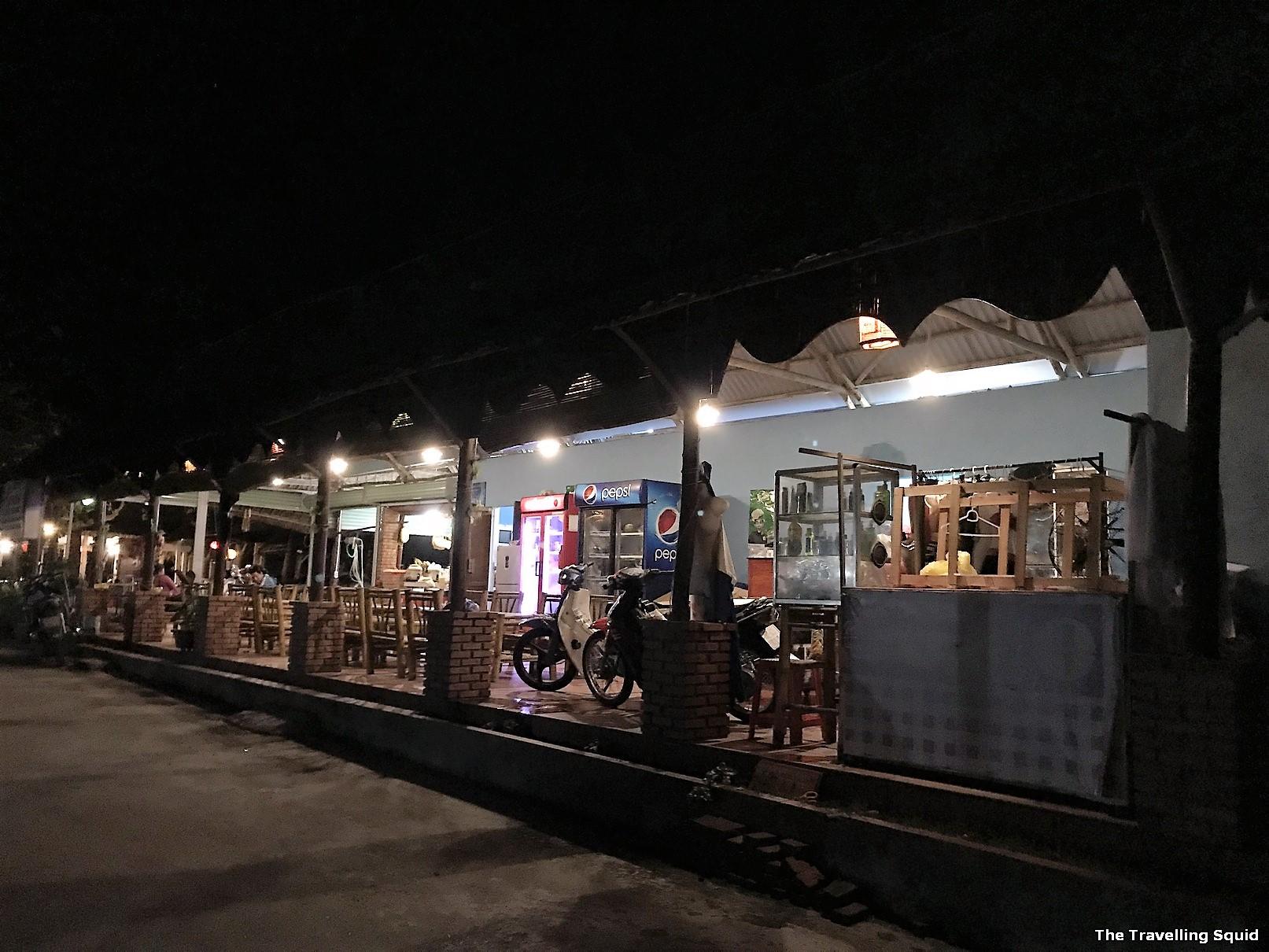 Soul Kitchen Beach Bar and Restaurant in Hoi An