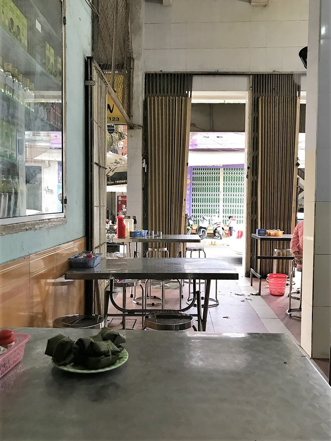 Visit Ba Hoa for authentic Vietnamese food in Hue