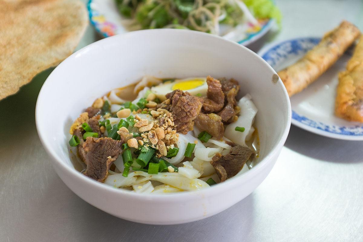 Mì Quảng Da nang vietnam