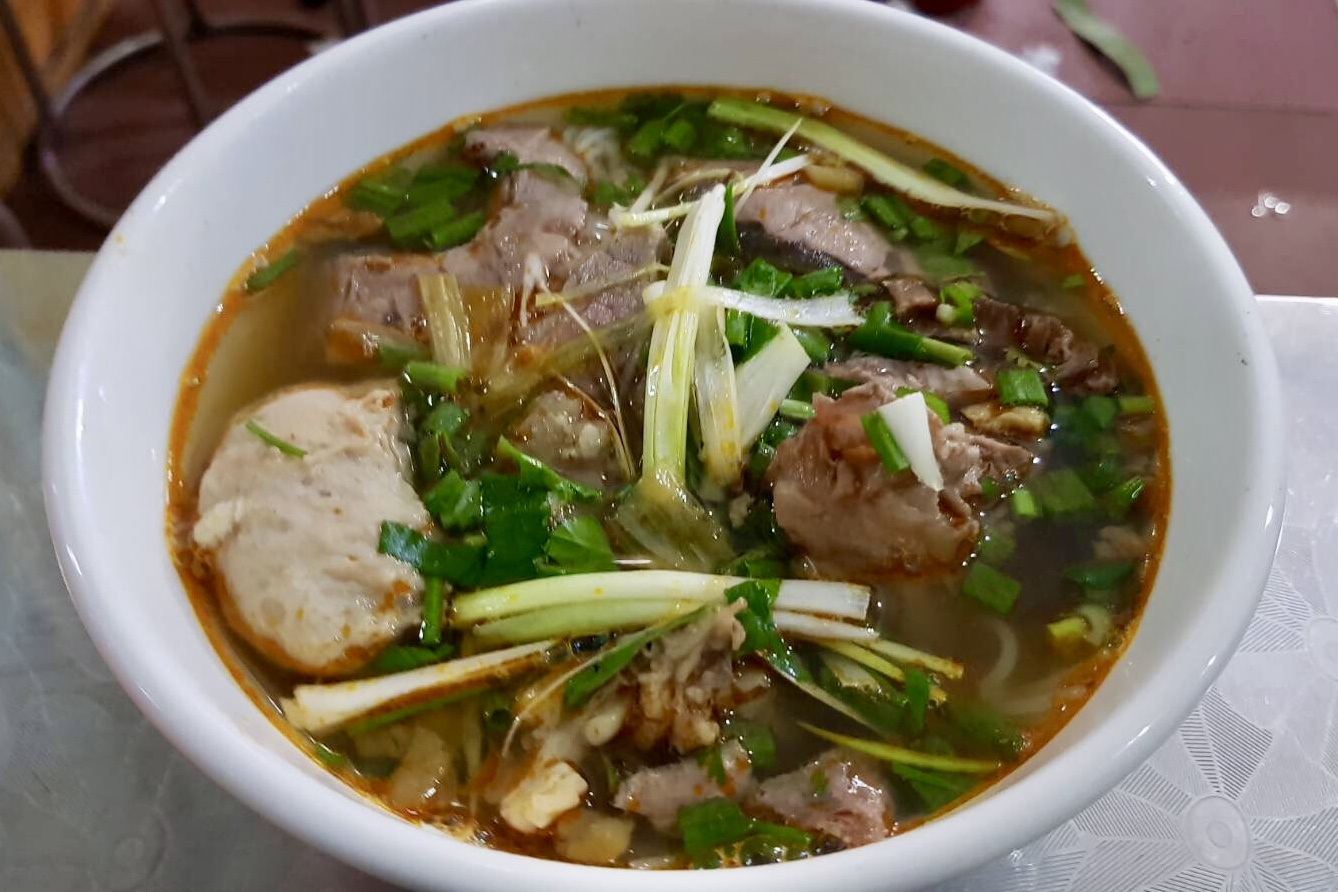 Ba Hoa for authentic Vietnamese food