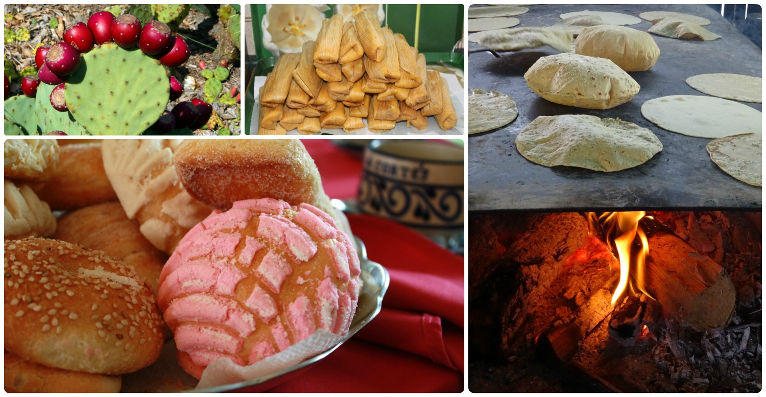traditional mexican food pan dulce