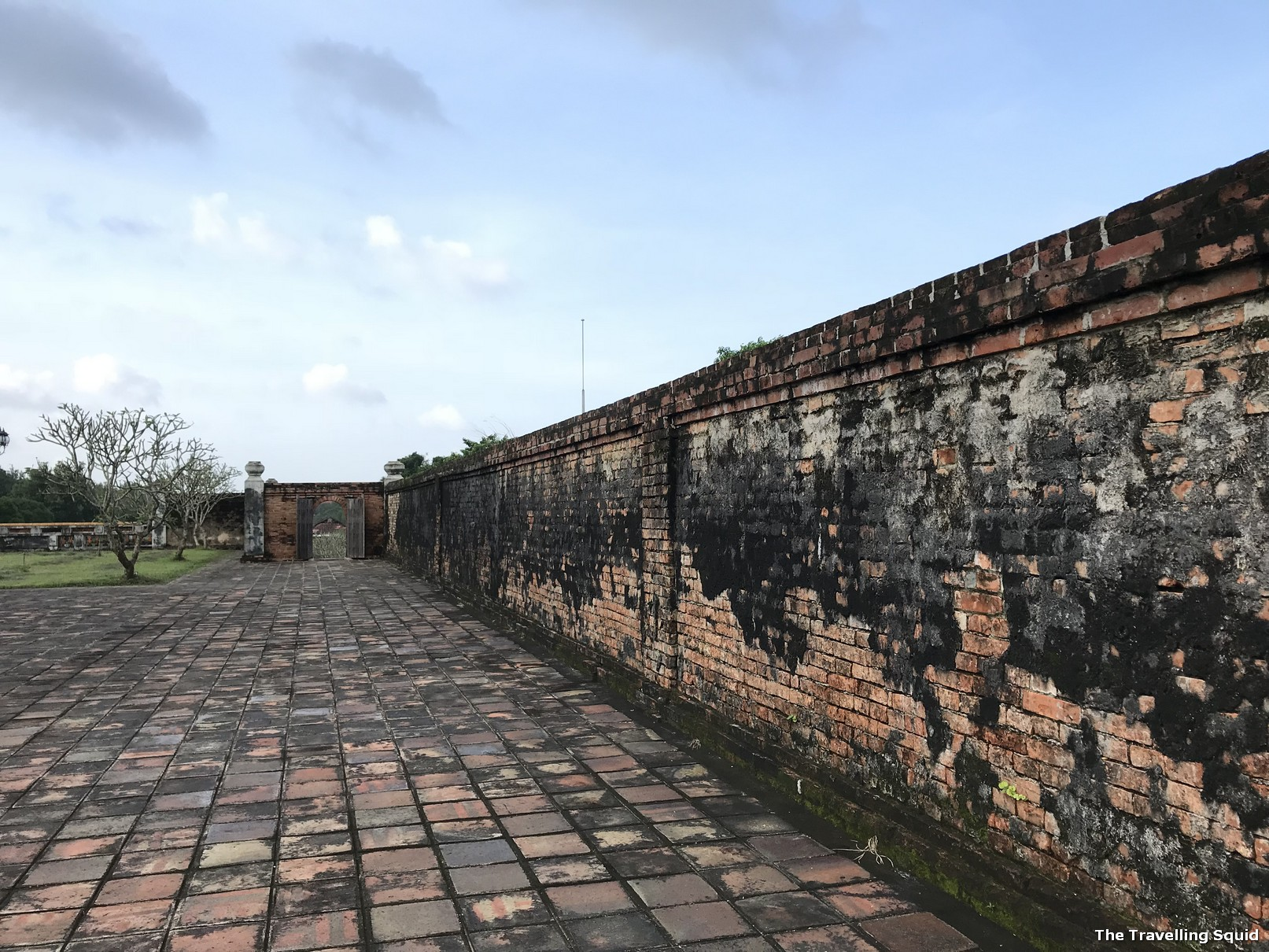 Unexpected sights at the Imperial City of Hue