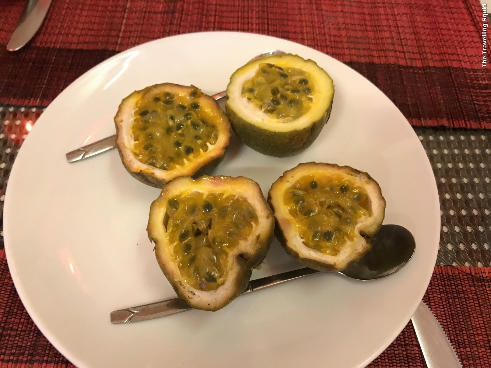 risotto restaurant risotto hue vietnam passionfruit