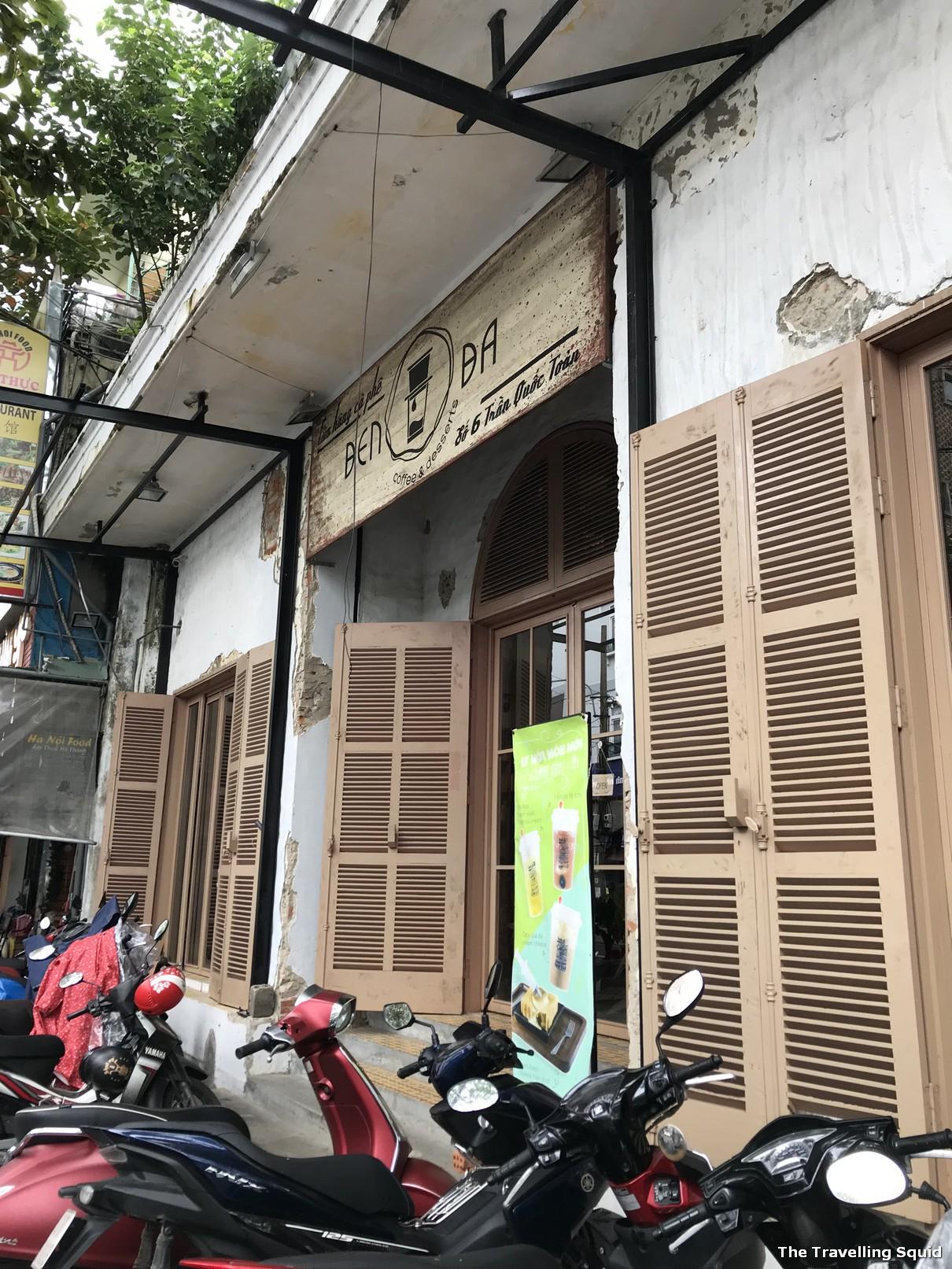 den da vietnamese coffee danang