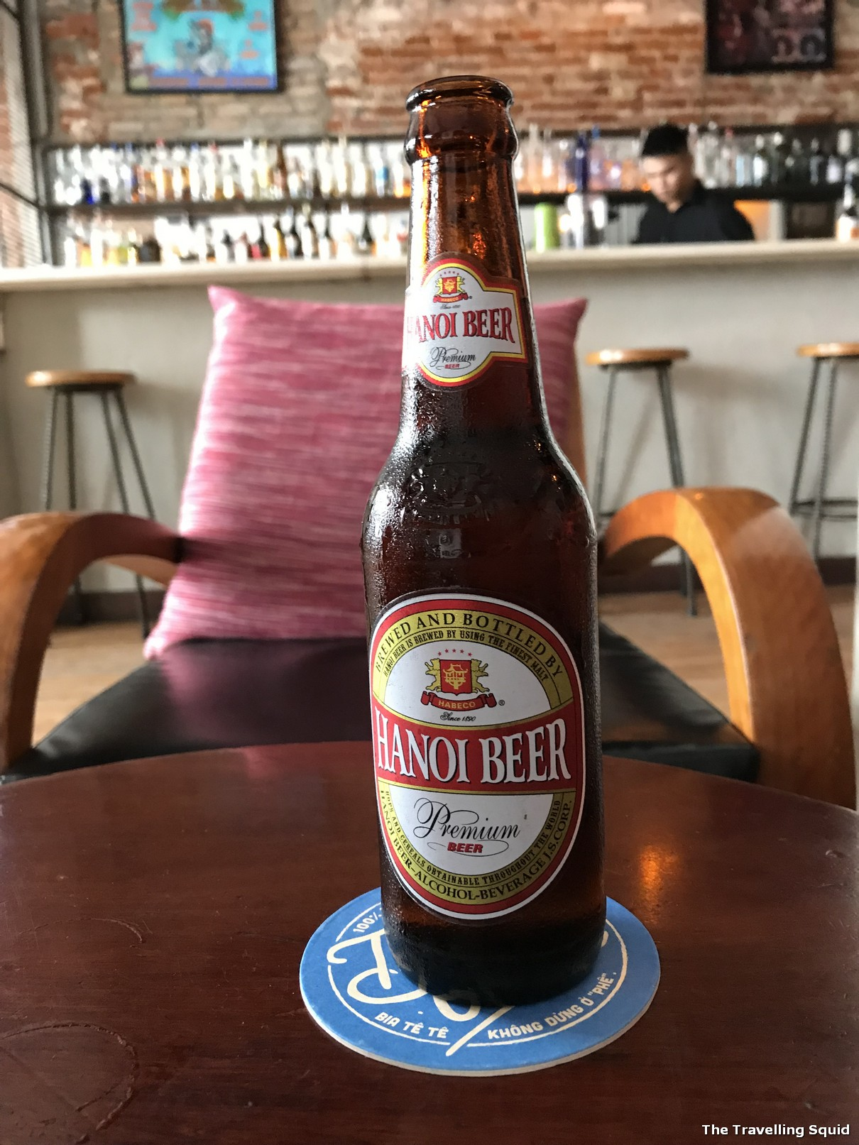 waterfront bar danang vietnamese beer
