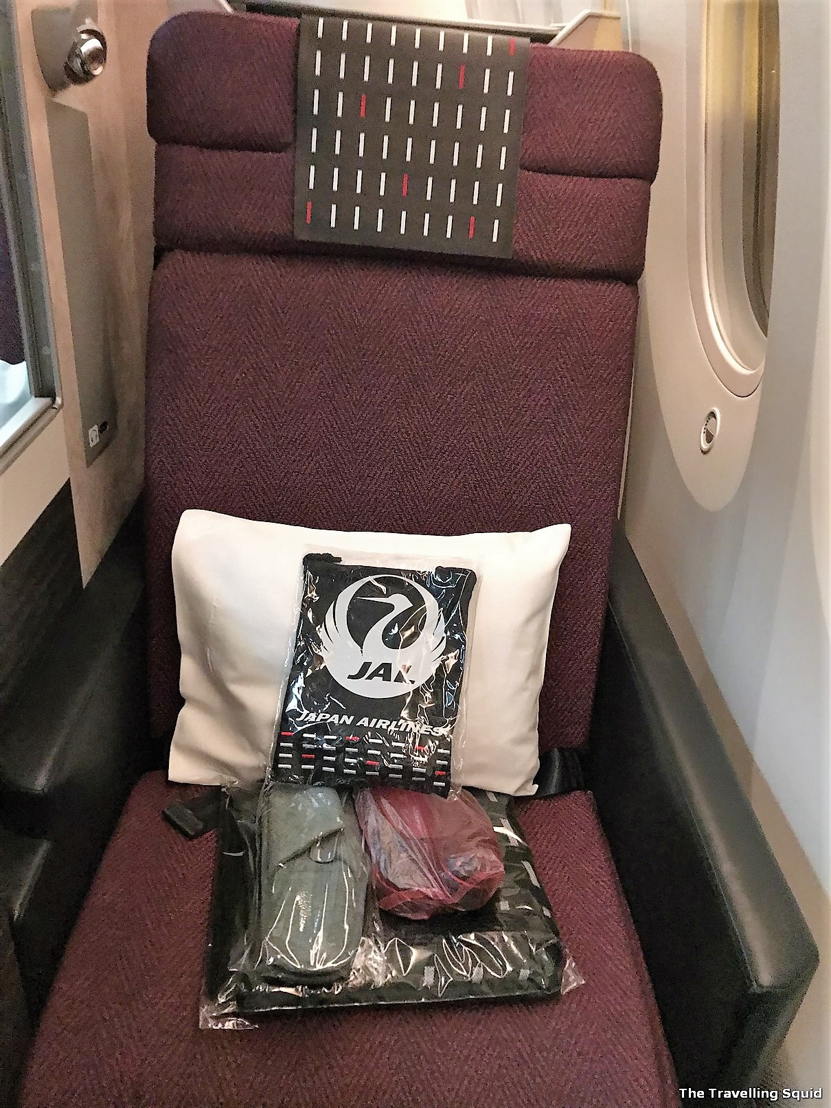japan airlines business class jakarta