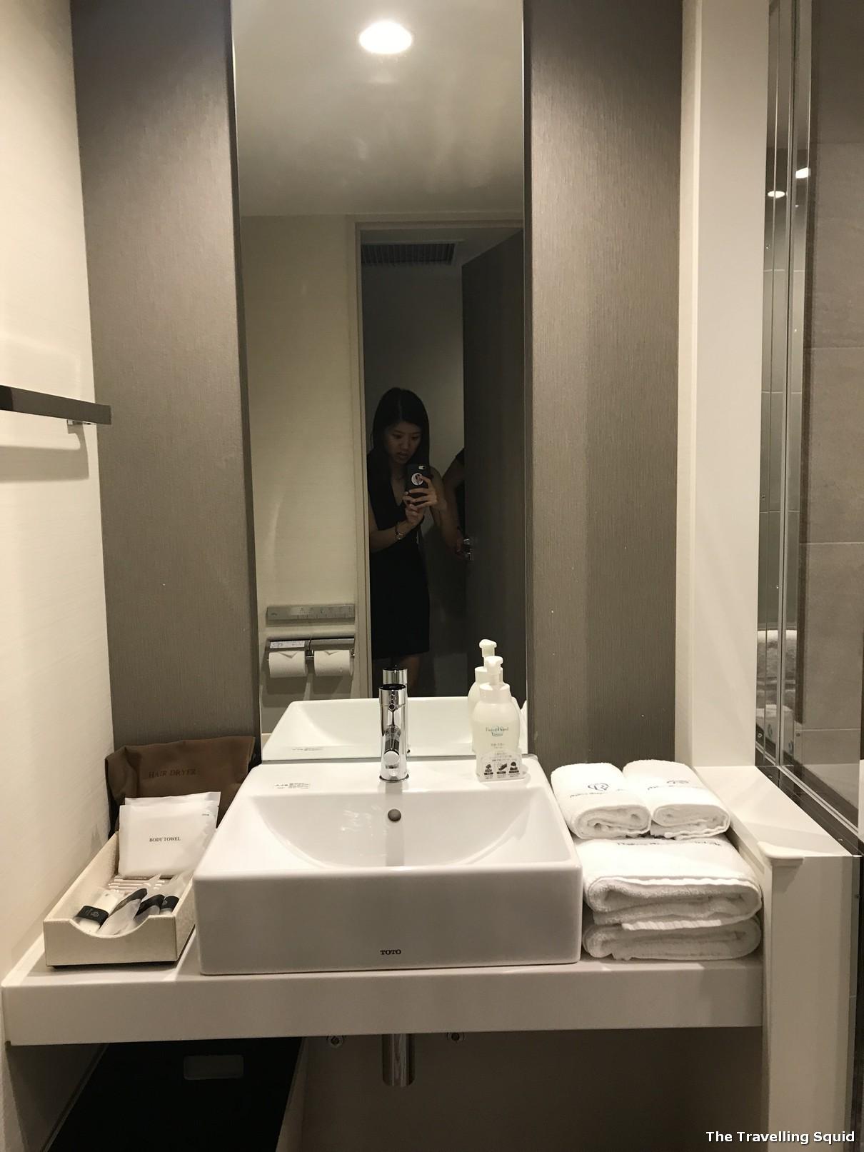 toilet Daiwa Roynet in Ginza Tokyo