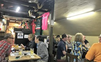 Izakaya in Tokyo visit Andys Shin Hinomoto