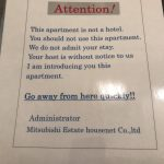 The building management of our AirBnb in Tokyo tried to chase us out – here's what we did