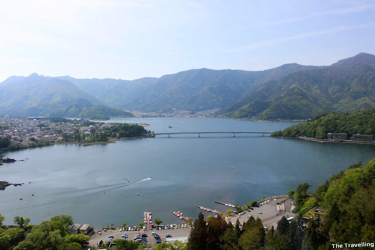 fuji five lakes kawaguchiko