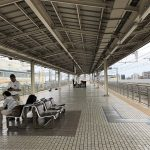 An experience – Eating soba noodles at Mishima Station in Japan