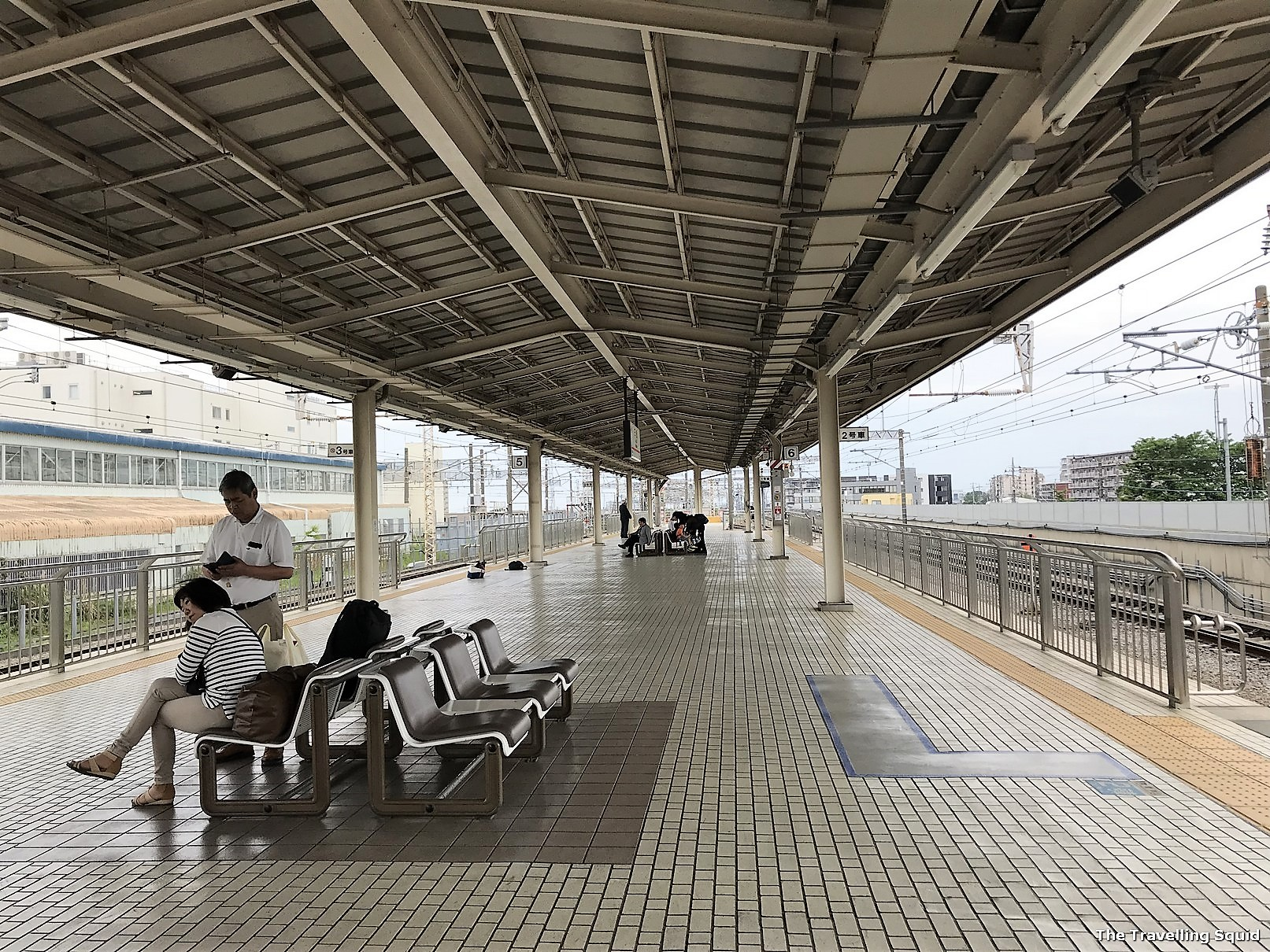 mishimi railway station Japan