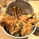 Review: Having Tendon Makino Kyoto Teramachi in Kyoto
