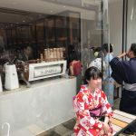 Review: Having coffee at % Arabica in Kyoto Higashiyama