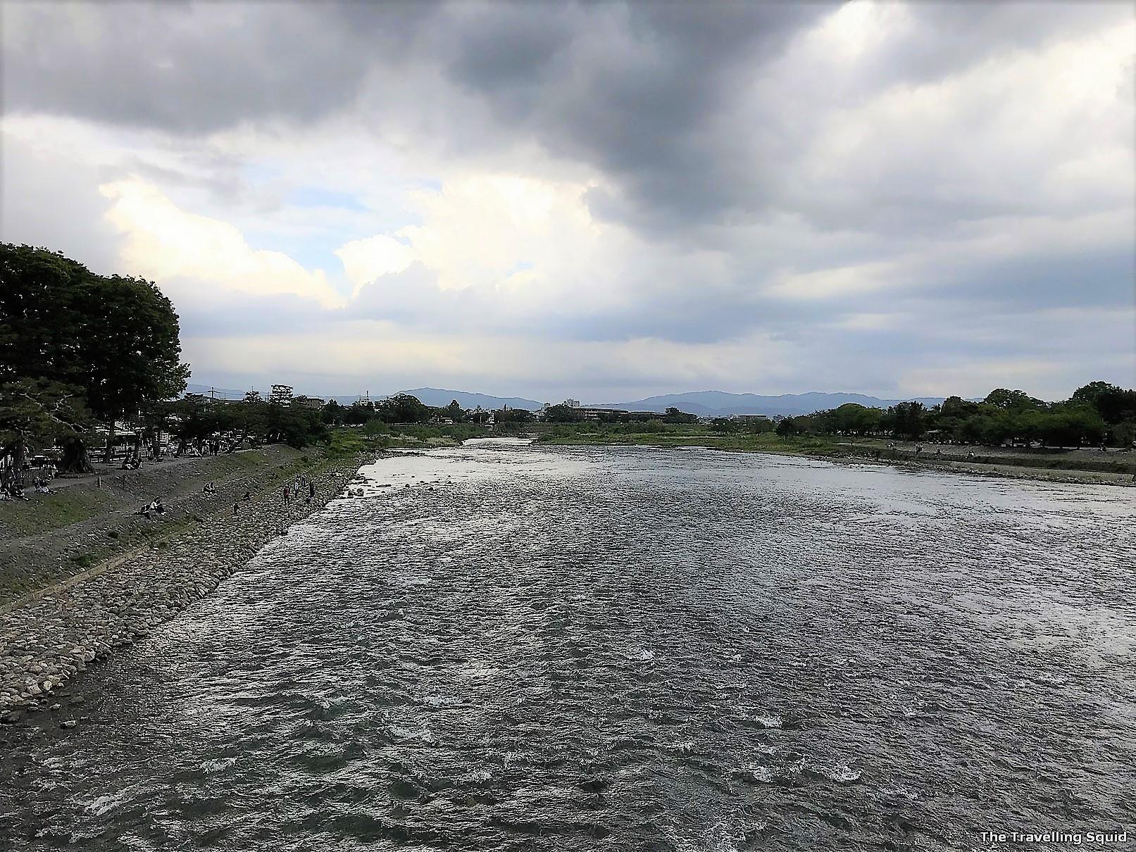 hozu river Sagano Arashiyama