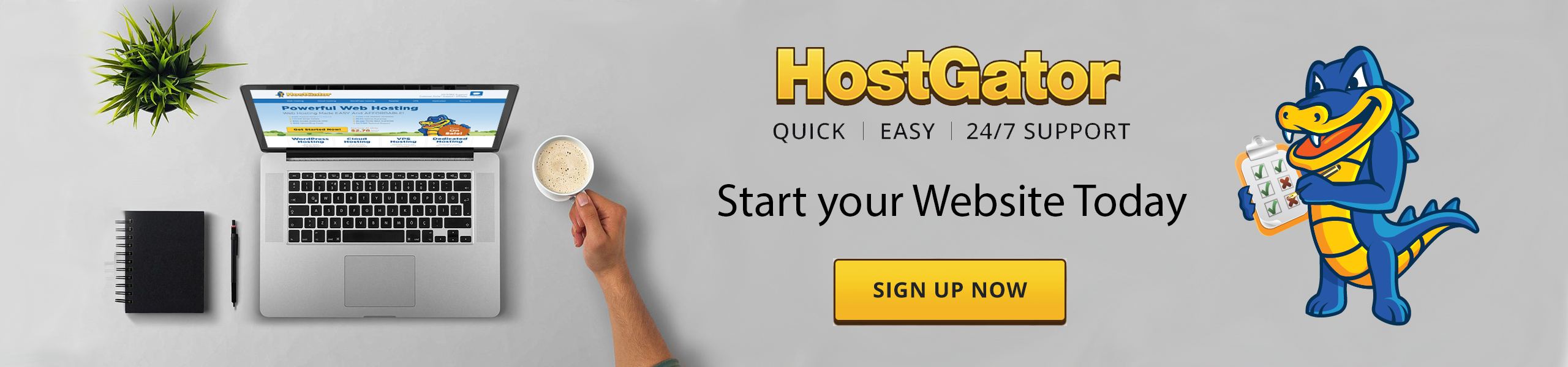 host a travel website on HostGator