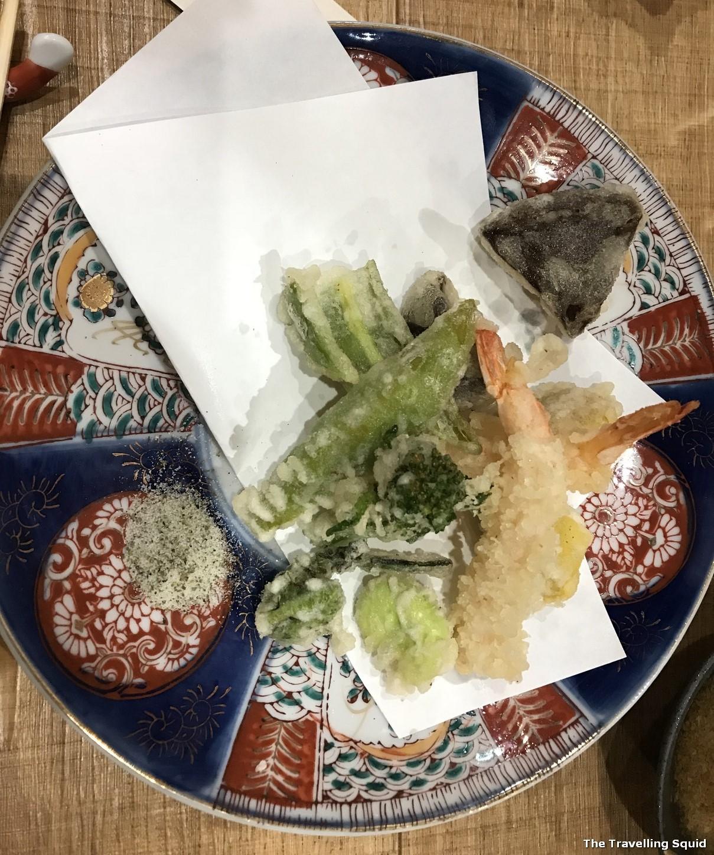 こいまりや京都 food at Koimariya in Kyoto
