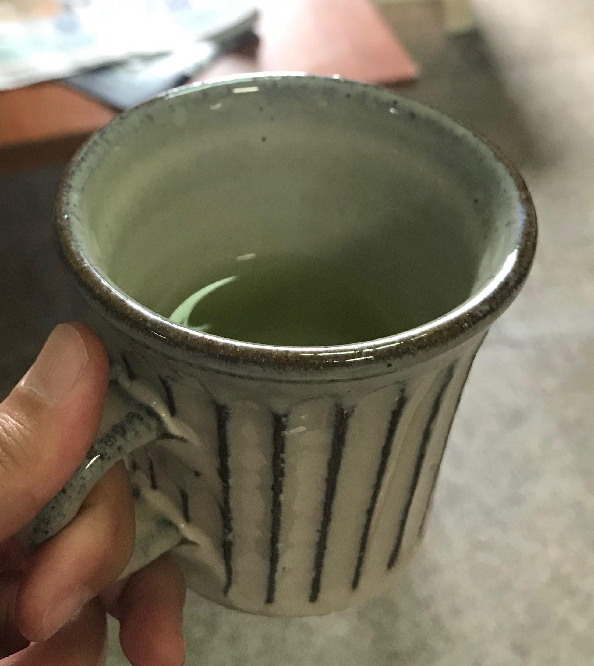 wabi sabi cup japan uji