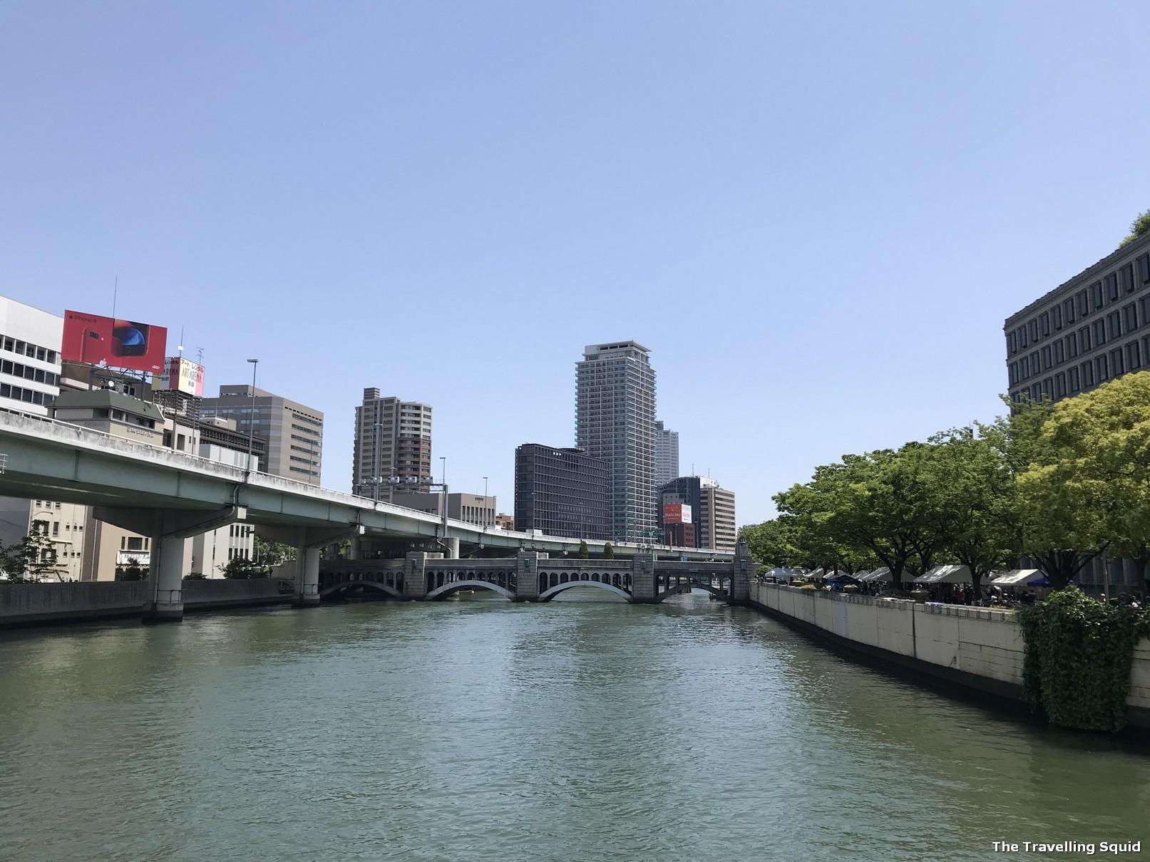 Osaka is worth visiting