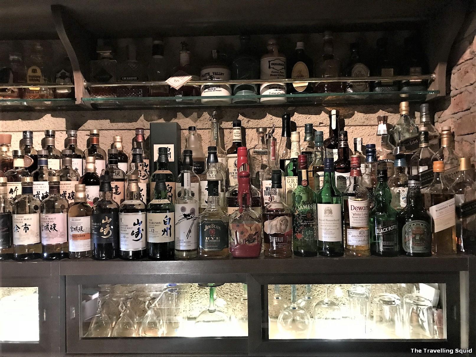 bar in Dotonbori visit Bar Masuda